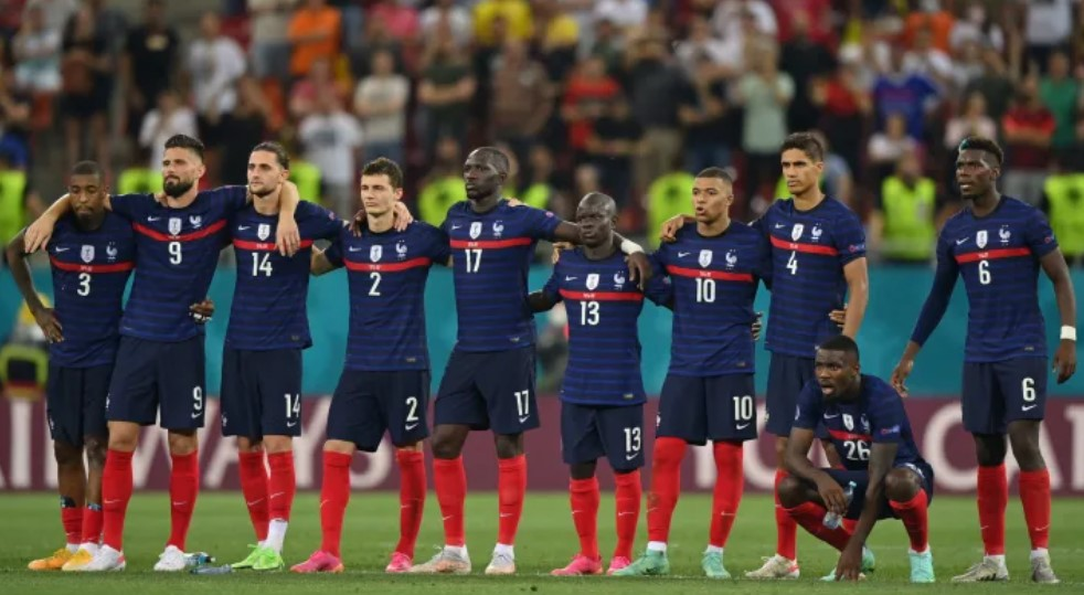瑞士队在加时赛中击败了世界冠军法国队