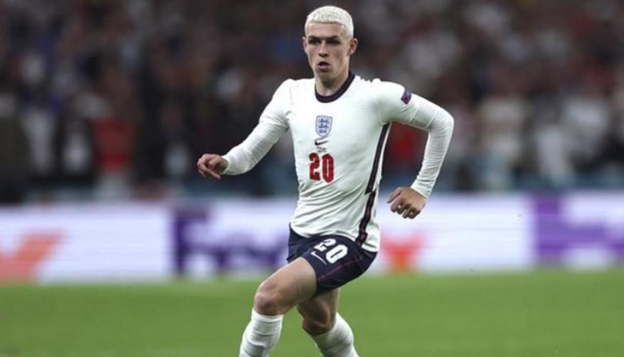菲尔.福登因脚伤而未能确定是否参见欧洲杯决赛
