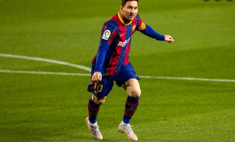 巴塞罗那球星莱昂内尔·梅西同意继续签约