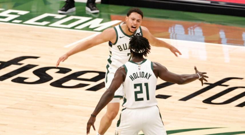 2021 年 NBA 休赛期:8 月 4 日综述