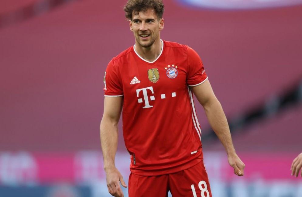 曼联在争夺拜仁慕尼黑球星莱昂·格雷茨卡
