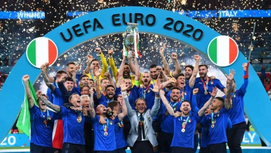 尤文图斯在队伍阵容中再添一名 2020 年欧洲杯冠军