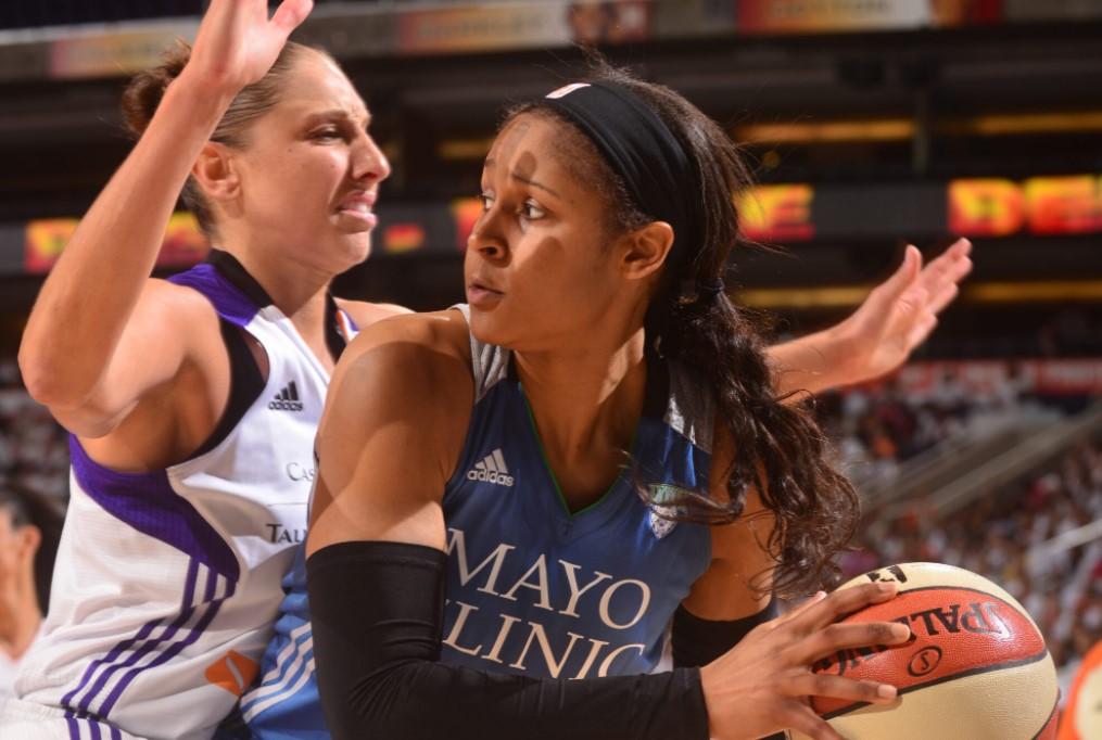 女子NBA第25个赛季纪念日