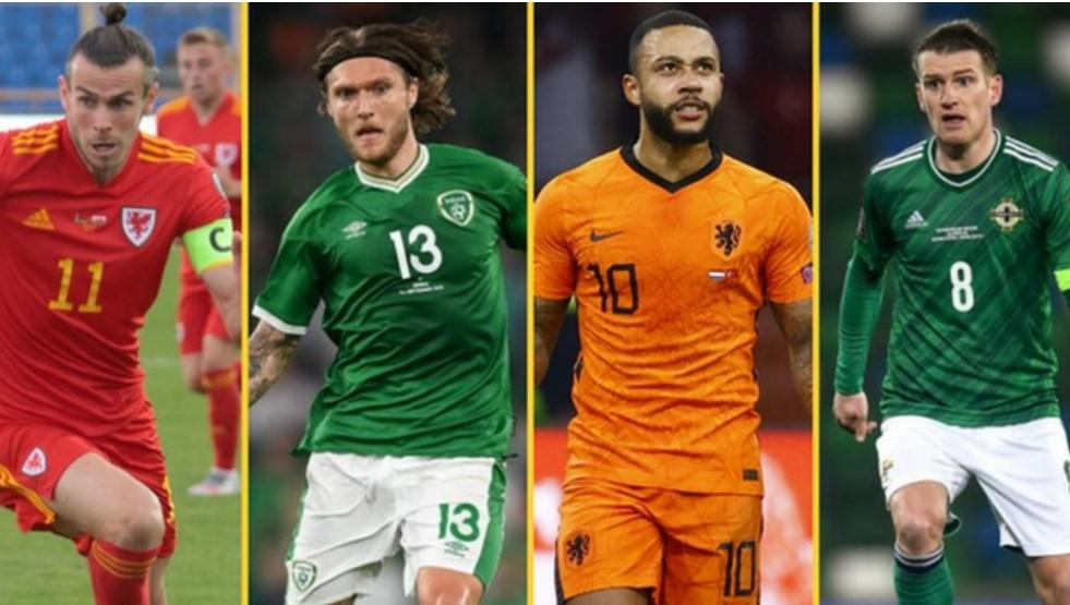 2022 年世界杯预选赛实况