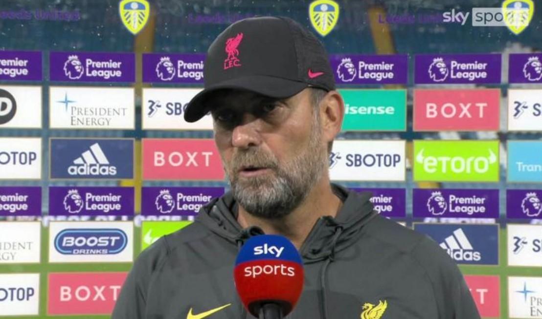 利物浦老板尤尔根.克洛普发誓俱乐部将支持中场恢复