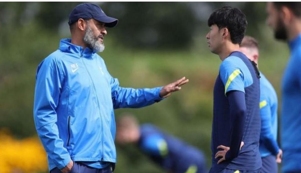 孙兴慜将缺席热刺对阵雷恩的欧足联欧洲协会联赛G 组首场比赛