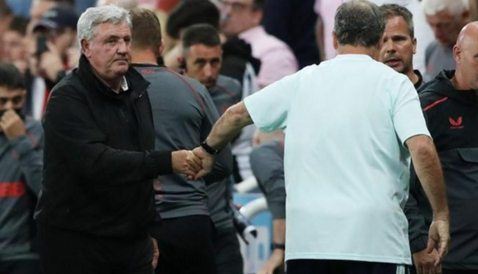"""纽卡斯尔主教练在对阵利兹联的""""艰难""""夜晚后继续战斗"""
