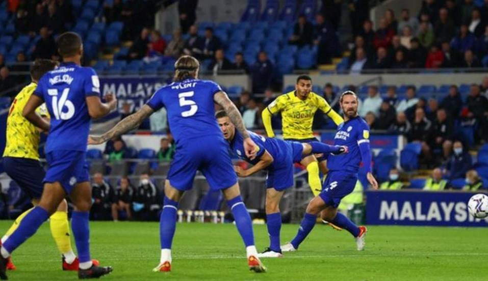 西布朗升至英冠积分榜的榜首