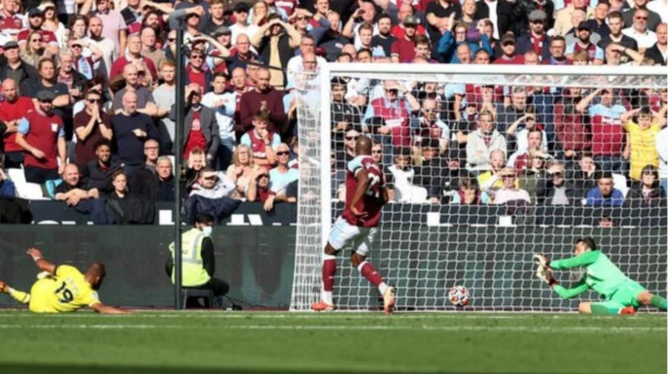 布伦特福德在加时赛的制胜球帮助他们击败了西汉姆联