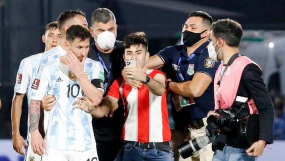 虽拥有了大量的控球权但阿根廷仍然与巴拉圭获得了平局