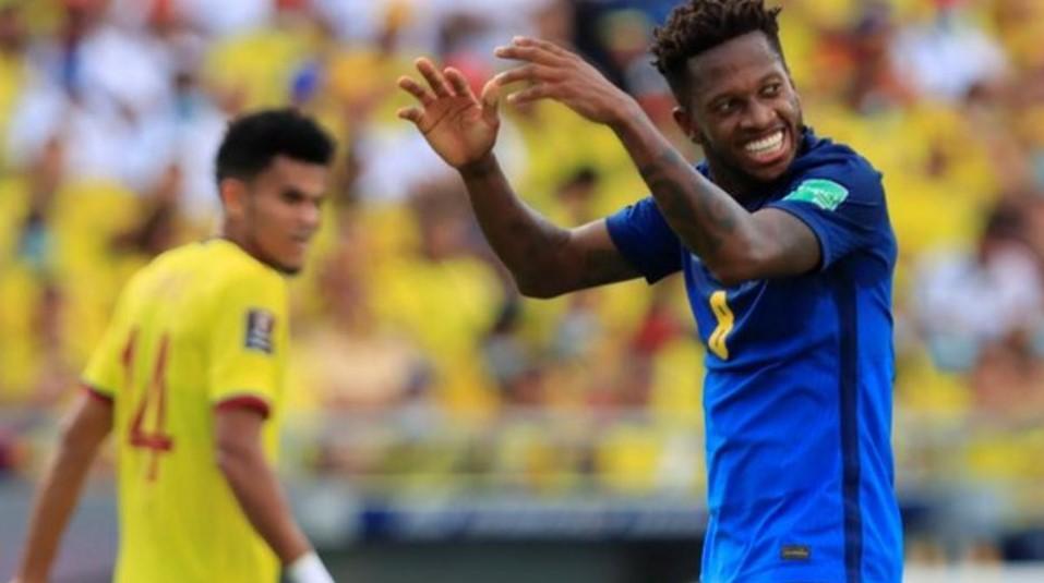巴西首次在卡塔尔世界杯预选赛中获得平局