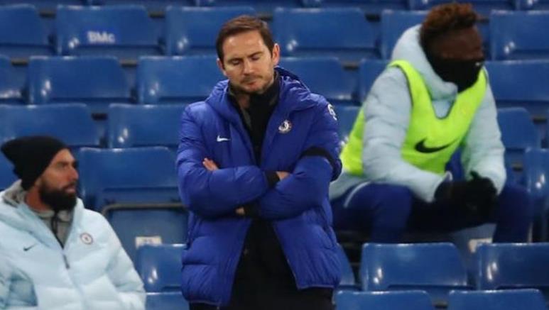 切尔西将上任18个月后的经理兰帕德解雇
