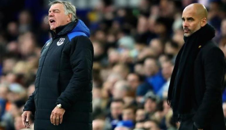 曼彻斯特城老板称西布朗队经理萨姆•阿勒代斯为天才