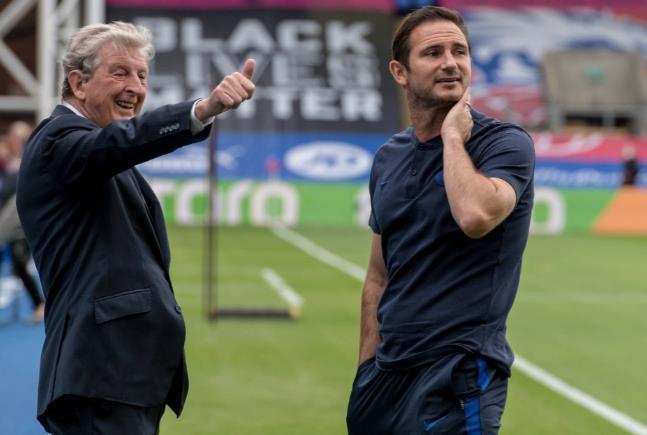 切尔西解雇后,弗兰克•兰帕德(Frank Lampard)