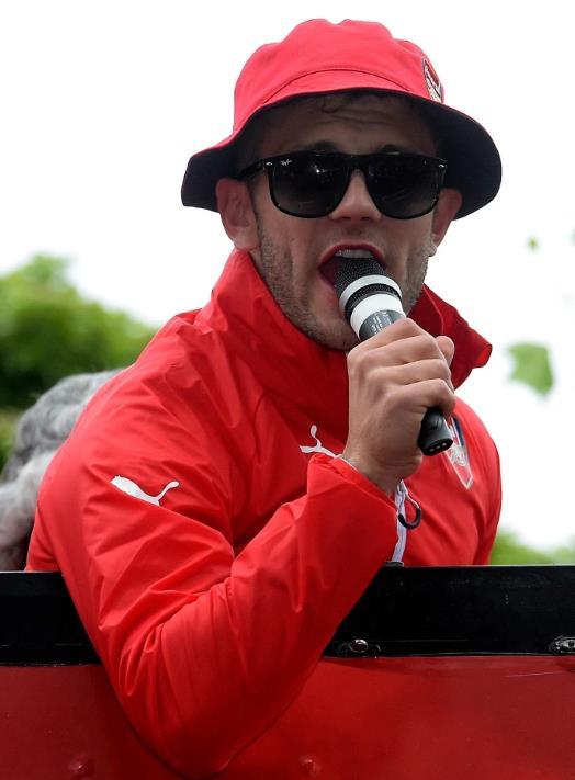 杰克•威尔希尔透露他因唱了三首热刺的歌曲被罚款4万英镑