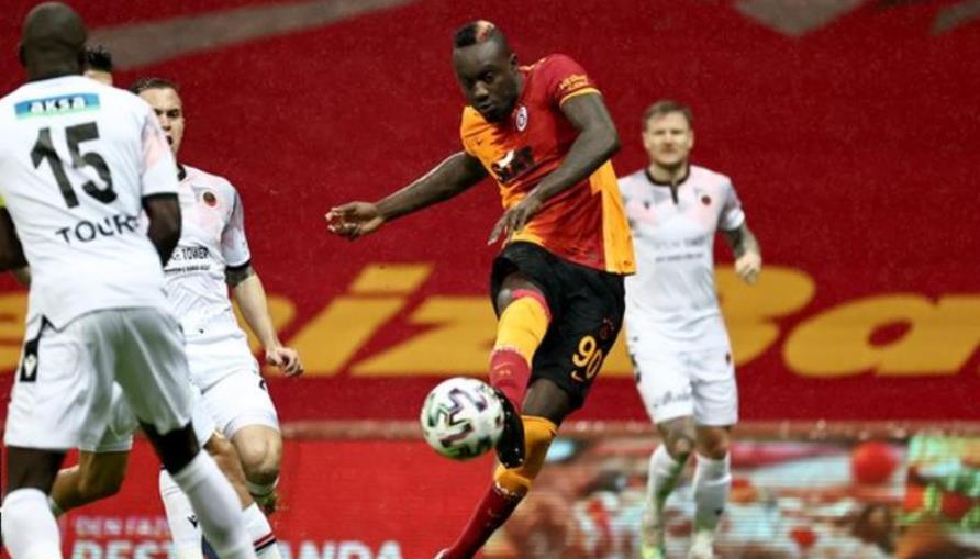 加拉塔萨雷前锋姆巴耶•迪亚涅(Mbaye Diagne)签约至本赛季剩余时间