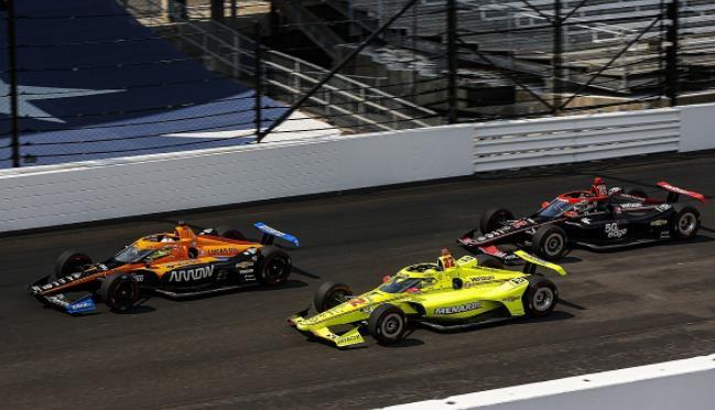 改善Indy 500的性能是当务之急