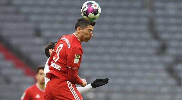 拜仁慕尼黑在周六以4-1战胜霍芬海姆
