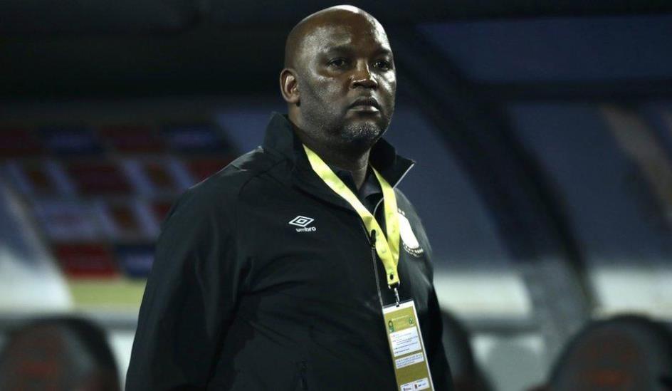 Ahly的教练Pitso Mosimane的目标是对拜仁的处罚