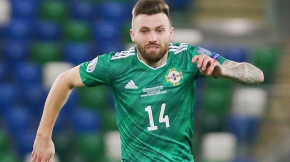 北爱尔兰将在贝尔法斯特与美国队进行友谊赛