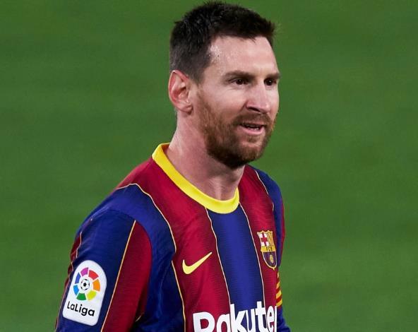 巴塞罗那在冠军联赛冲突一周前被法国足球嘲讽,并在PSG球衣中伪装了莱昂内尔•梅西的照片