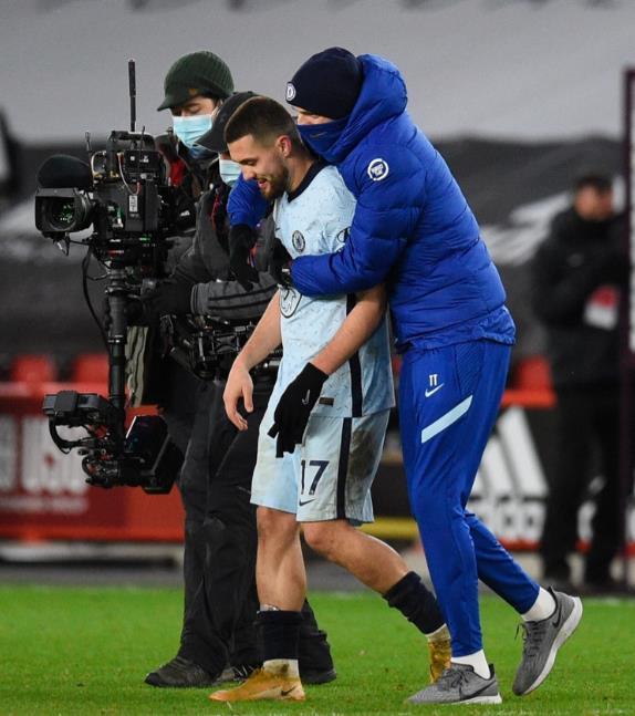 """切尔西经理托马斯透露了对马特奥的热爱,因为中场球员将""""准备在凌晨3.15在科巴姆进行训练"""""""