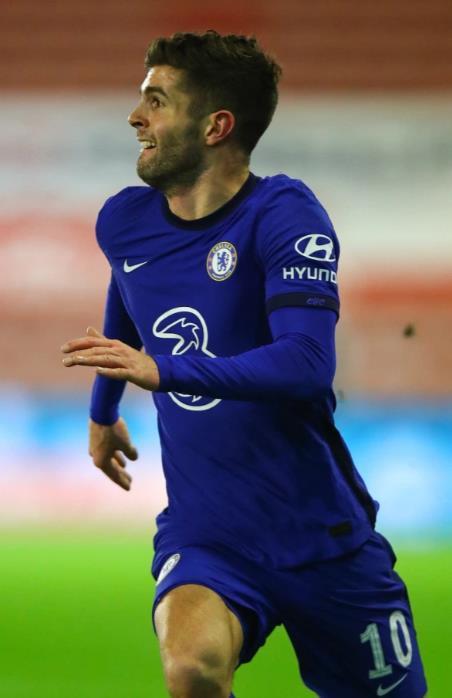拜仁慕尼黑因克里斯蒂安•普里西奇转会而与切尔西联系