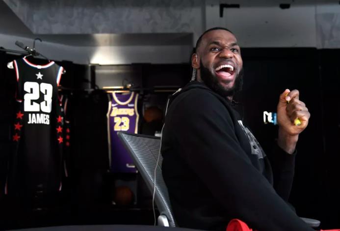 勒布朗•詹姆斯将在2021年NBA全明星选秀大会上选谁呢?