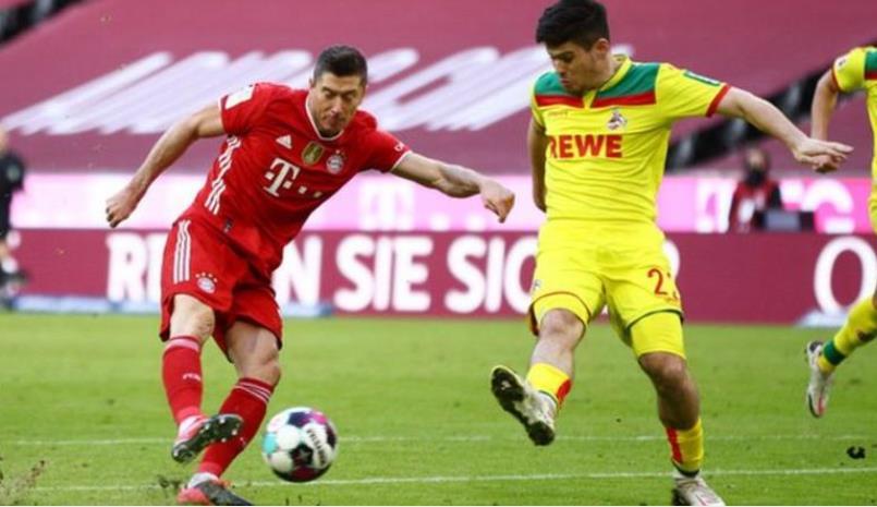 拜仁慕尼黑巩固了自己在榜首的位置