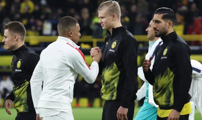 费迪南德恳求曼联移动天地以签署姆巴佩或哈兰德