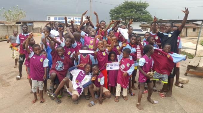英格兰足球超级联赛俱乐部在非洲非常受欢迎