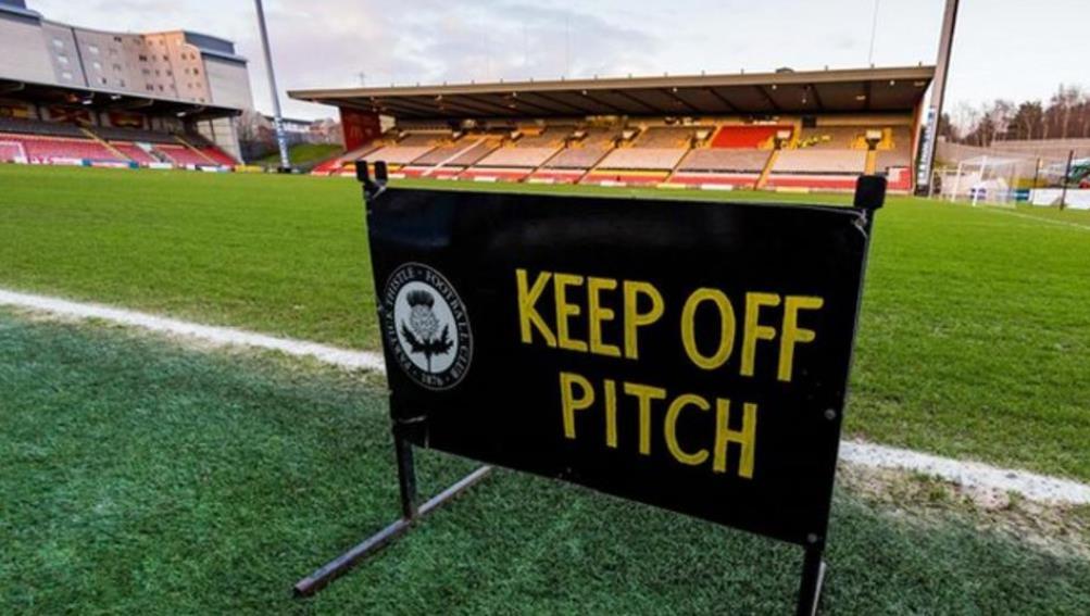 苏格兰联赛可以恢复训练但是必须进行测试