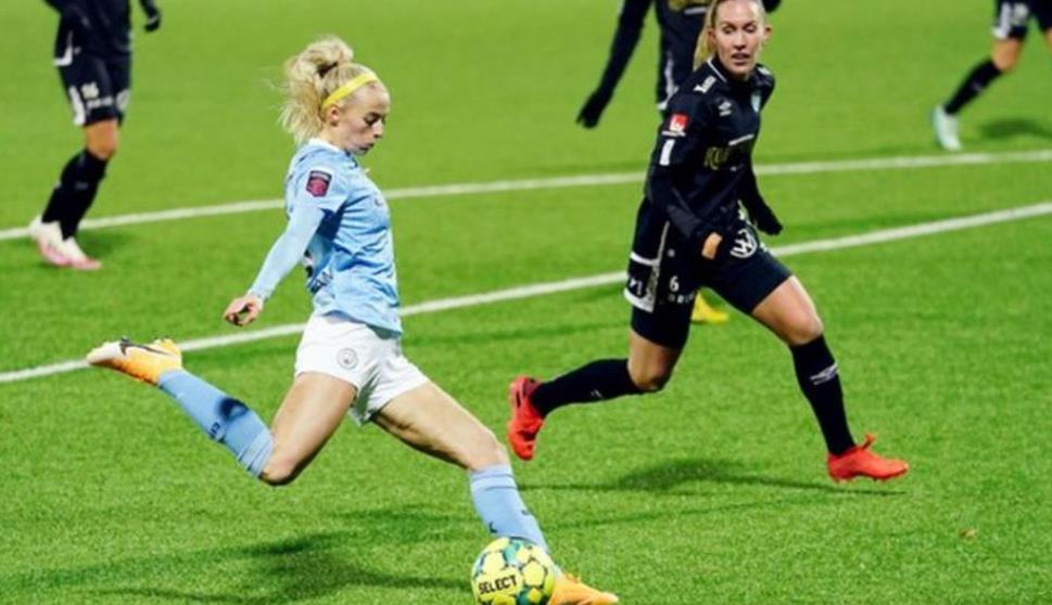 曼联女子足球表示有机会在女子联赛中夺冠