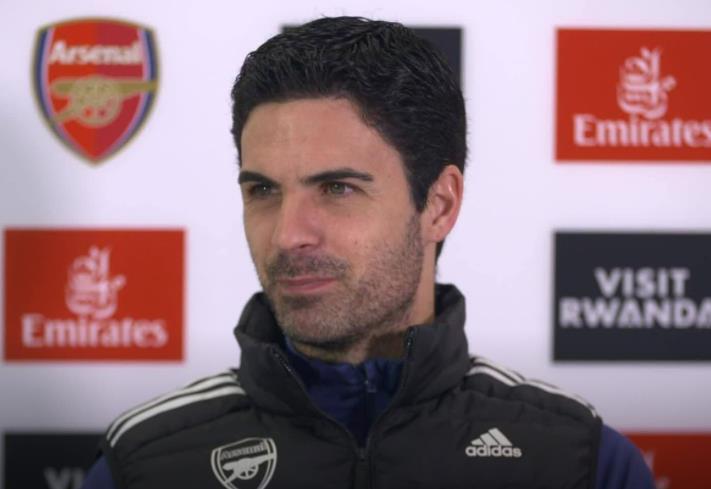 米克尔•阿特塔回应巴塞罗那的猜测:我完全专注于管理阿森纳
