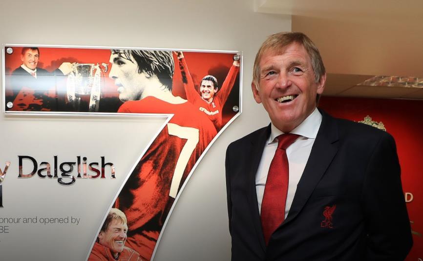 肯尼•达格利什爵士为利物浦主教练提供全力支持