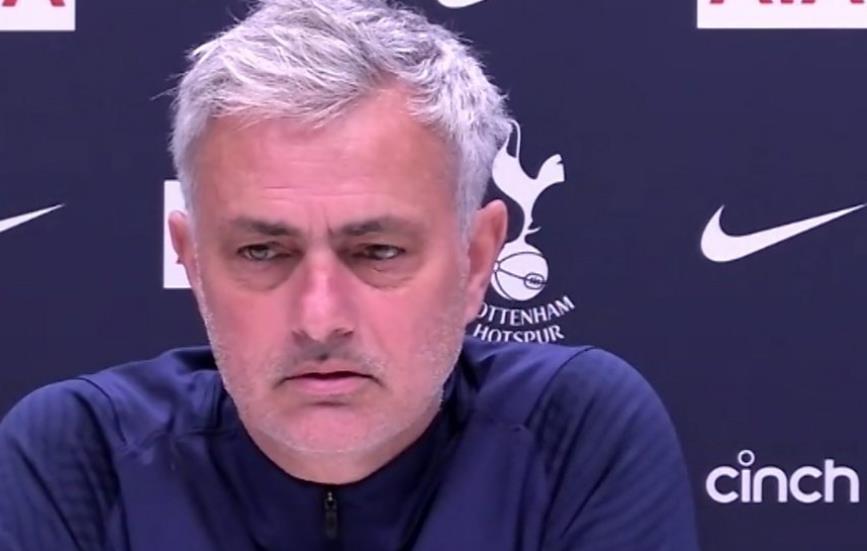 穆里尼奥说威尔士前锋的未来一切掌握在皇家马德里手中