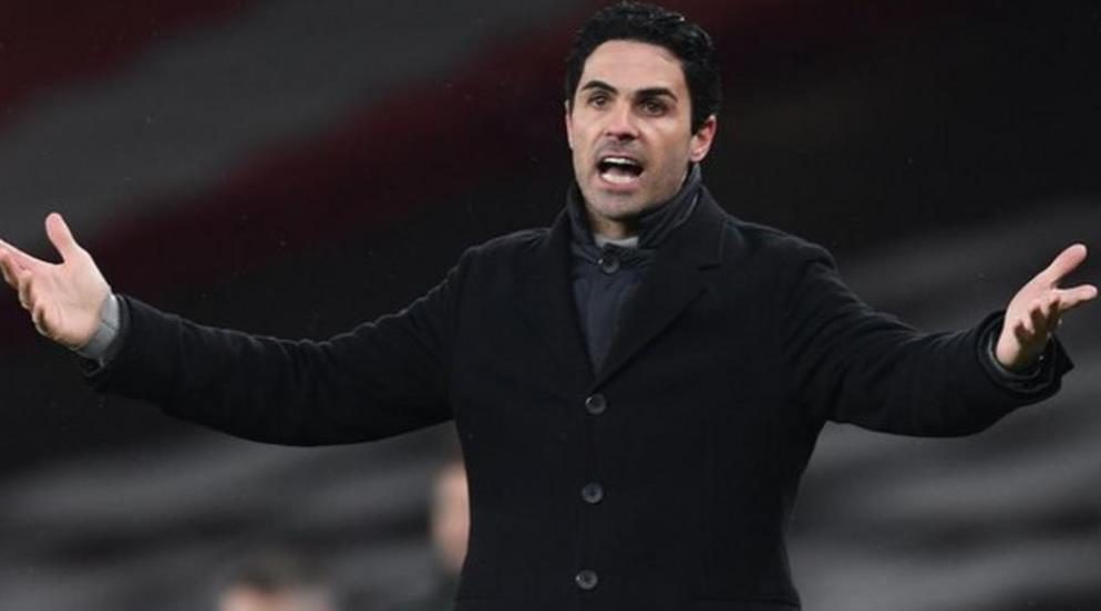 阿森纳老板抱怨托特纳姆热刺的欧洲联赛阵容并列