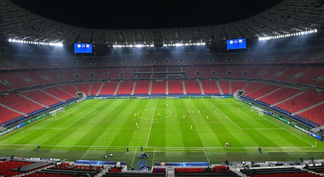 冠军联赛:利物浦对莱比锡RB的最后16强第二回合将在布达佩斯举行