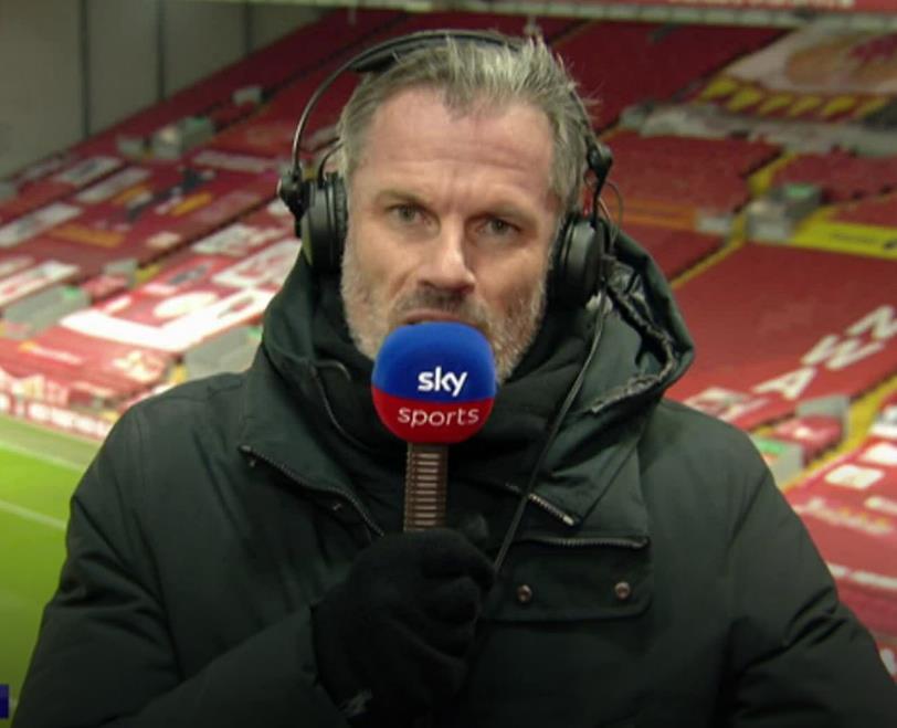 杰米·卡拉格表示,利物浦必须在转会市场做一些大举动来解决缺乏进球的情况