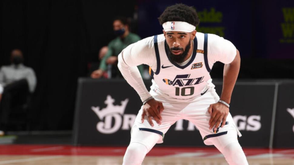 犹他州的康利将在2021年NBA全明星赛和MTN DEW三分球赛中取代菲尼克斯的布克