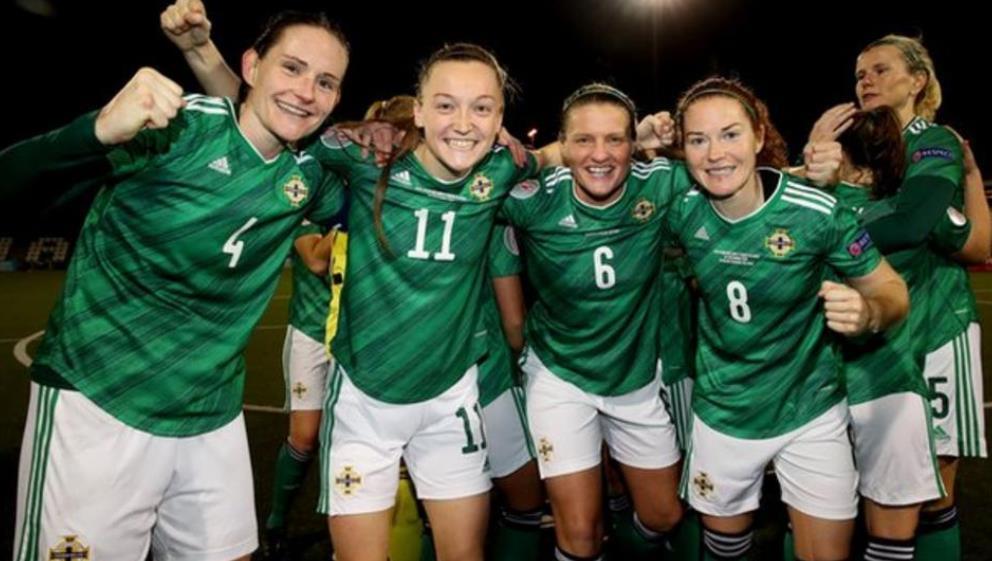 北爱尔兰将在附加赛中对阵乌克兰