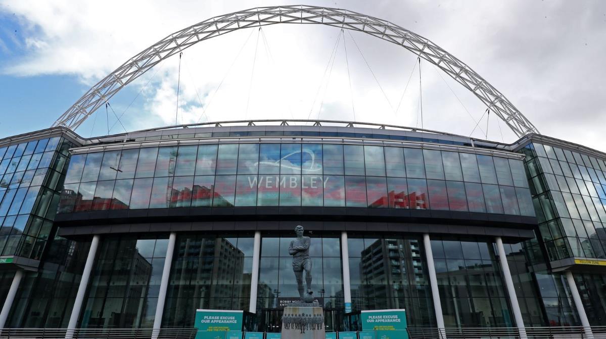 英足总首席执行官表示,他非常希望球迷重返温布利体育场