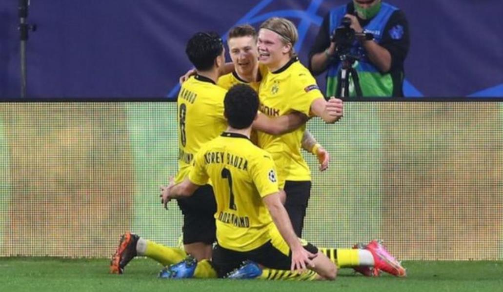 欧洲冠军联赛中前锋的预计总积分