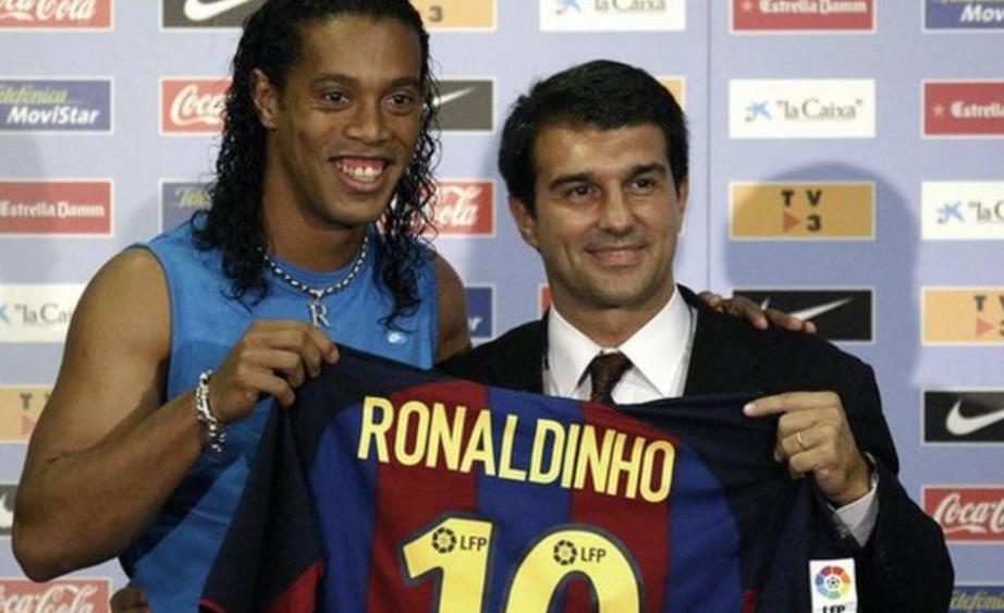 拉波尔塔第二次被选举为巴萨罗那俱乐部主席