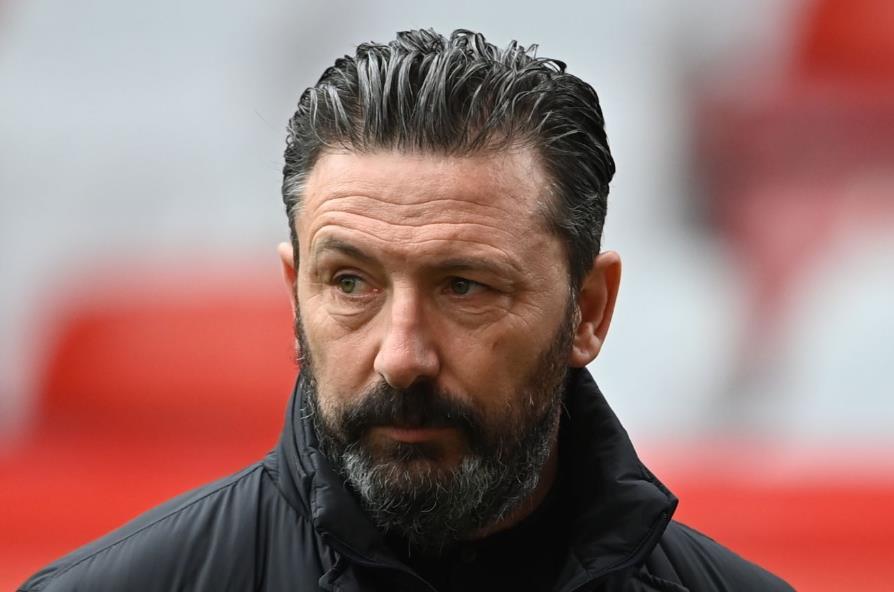 阿伯丁经理八年后离开俱乐部