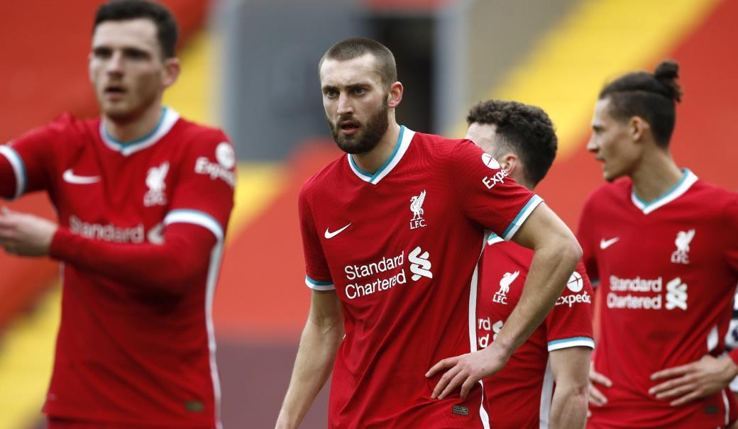 尤尔根•克洛普暴露说利物浦的防守还不够出色