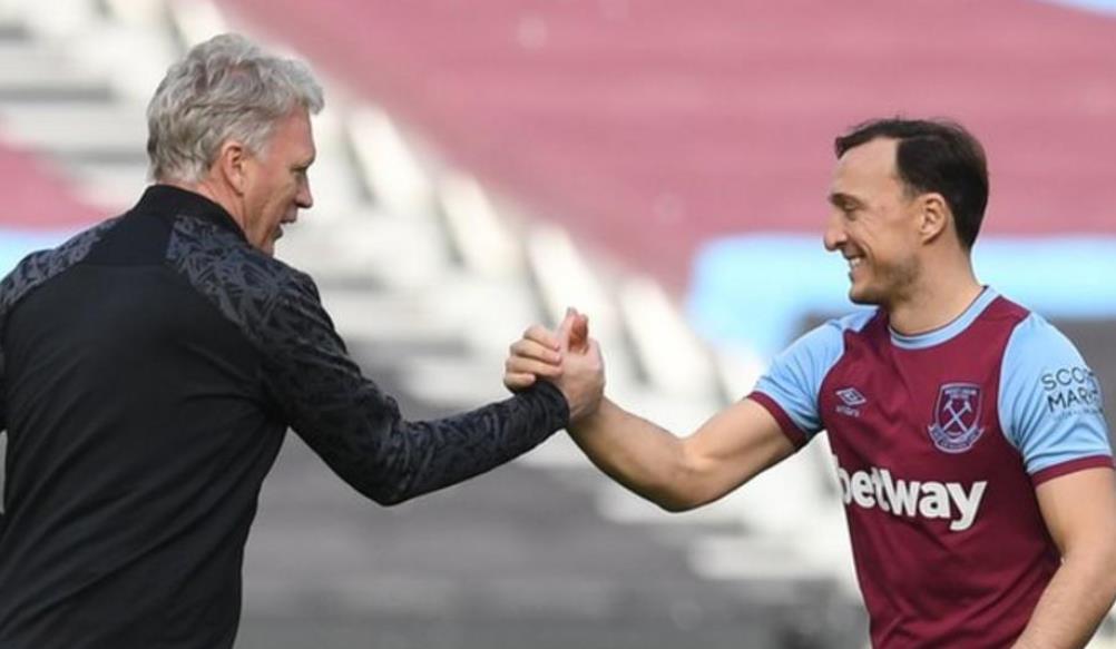 西汉姆队长签署了一份为期一年的合同,并表示下赛季将是他在俱乐部的最后一个赛季