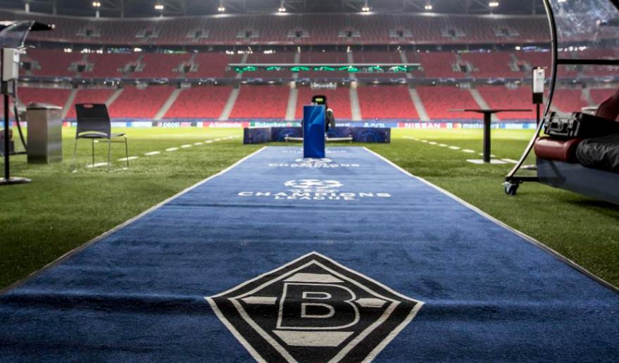 曼城对阵门兴格拉德巴赫的场地变更已确认