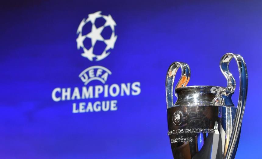 欧洲冠军联赛八强决赛抽签仪式以及赛程