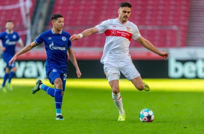 斯图加特渴望将马夫罗帕诺斯从阿森纳的贷款再延长一个赛季